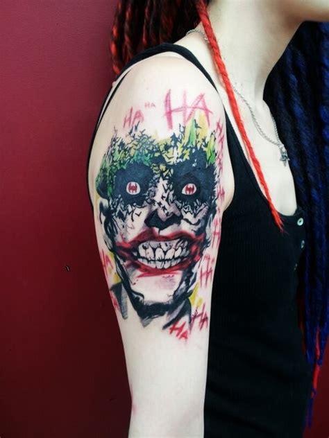 joker tattoo movie cool movie disign part 3 tattooimages biz