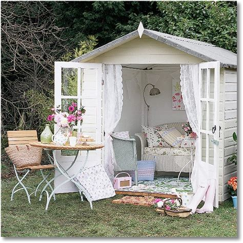 shed rooms 5 secrets to dreamy outdoor spaces
