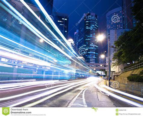 urban city traffic  night royalty  stock images