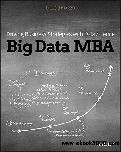 Mba Big Data by Big Data Mba Driving Business Strategies With Data