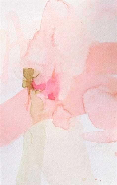 blush pink paint 1000 ideas about watercolor wallpaper on pinterest