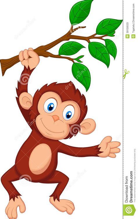 swinging monkey cartoon swinging monkey clipart clipart panda free clipart images