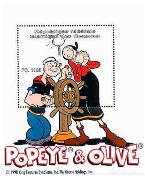 popeye olive oyl comics and memorabilia popeye olive oyl and childhood