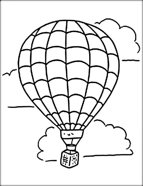 Air Coloring Pictures