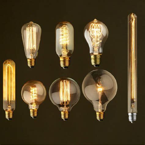 Handmade Bulbs - 40w vintage edison bulb diy handmade e27 retro