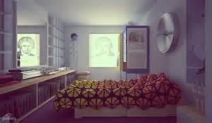 a clockwork orange tribute alex room