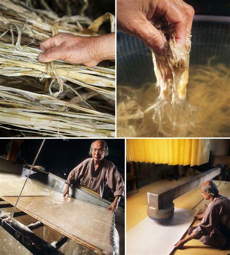 Paper Makeing - korean paper hanji