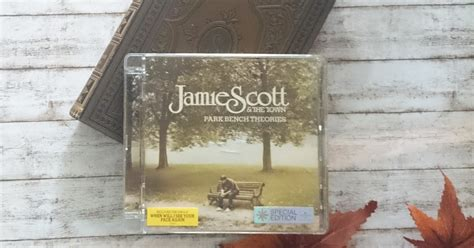 jamie scott park bench theories lucciola music monday jamie scott the town park