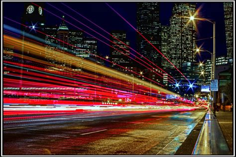 seattle city light moving city lights in seattle by mackingster on deviantart