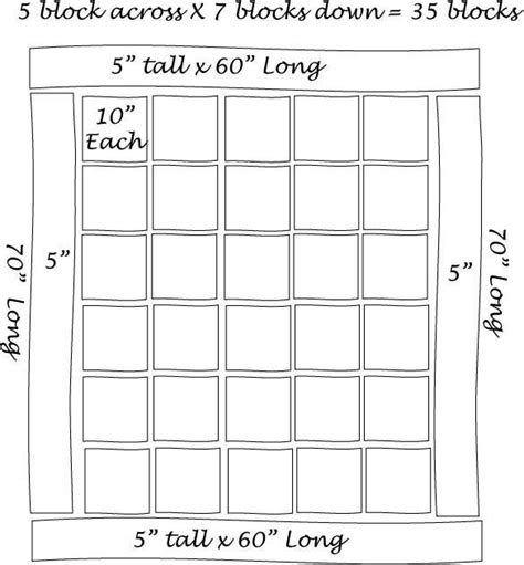 best 25 quilt size charts ideas on