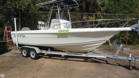 used sea fox boats for sale in florida used bay sea fox boats for sale boats