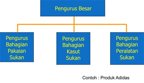Fungsi Usa contoh carta organisasi struktur fungsi usa momo