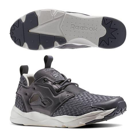 Promo Reebok Fury Classics Furylite Woven new reebok furylite new woven classic shoes size color ebay