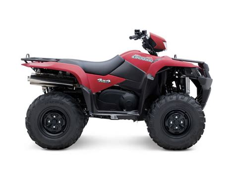 Suzuki King 750 Top Speed Suzuki Kingquad 750axi Limited Edition Motorcycle Review