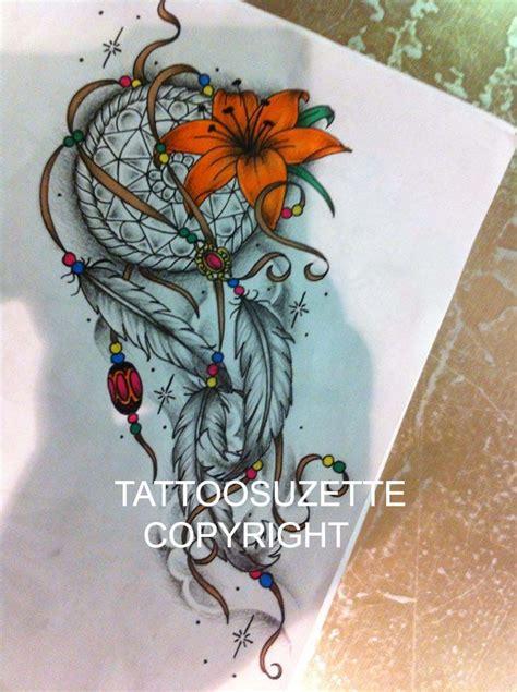 design dream dream catcher tattoo design by tattoosuzette deviantart