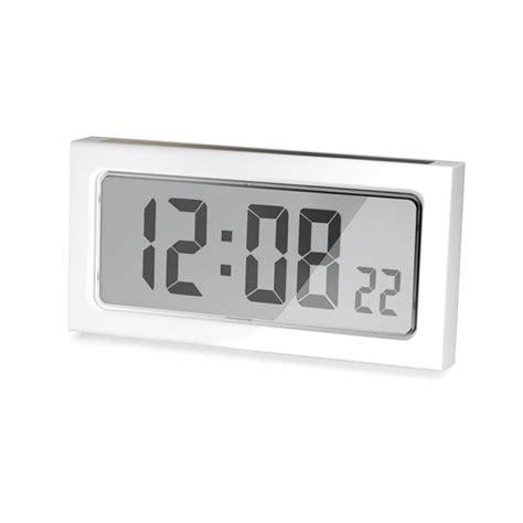 horloge murale electronique horloge murale 233 lectronique solaire personnalisable 00001v0052882 prix 37 40 eur ht