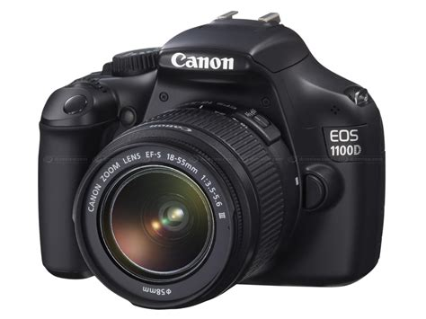 Canon Eos 1100d boxed canon eos 1100d dslr with 18 55mm kit lens
