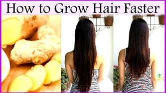 how to grow hair faster get naturally hair at home