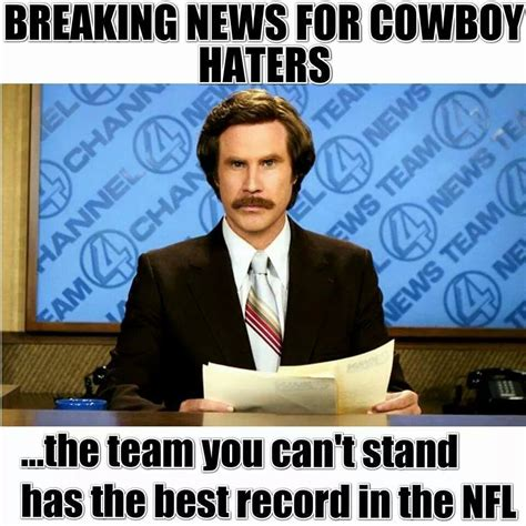 Cowboy Haters Memes - dallas cowboys haters quotes quotesgram