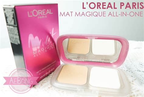 Harga L Oreal Mat Magique All In One by Review L Oreal Mat Magique All In One