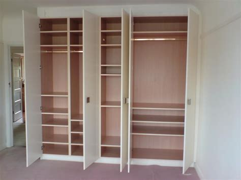 fitted bedroom wardrobes built in furniture ideas home