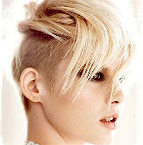 womens haircut with short sides 20 best short haircuts short hairstyles 2016 2017