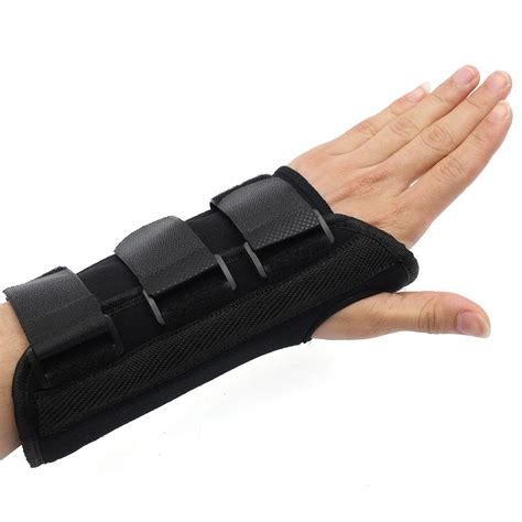 best wrist splint for carpal tunnel pro breathable brace splint carpal tunnel