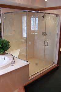 dupont and corian used for shower stalls space coast