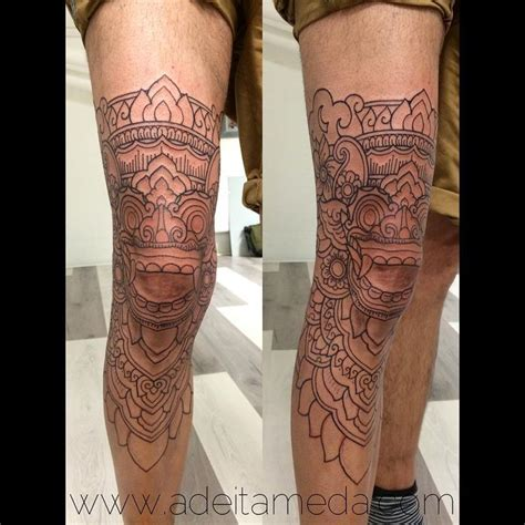 free tattoo tuesday bali 15 best barong images on pinterest barong tattoo ideas