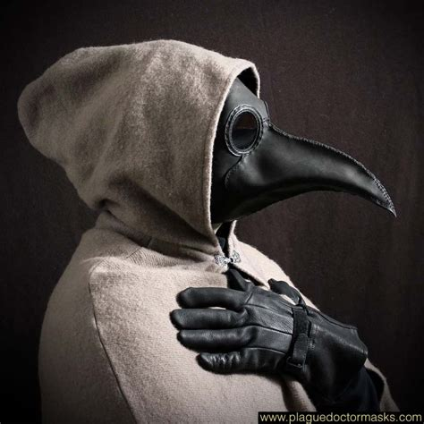 How To Make A Plague Doctor Mask With Paper Mache - nostradamus plague doctor mask for your plague doctor custome
