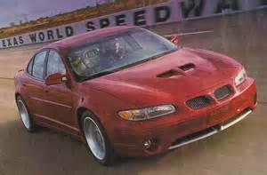 What Year Did They Stop Pontiac Pontiac Grand Prix 300 Gpx