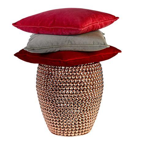dot copper stool buy pols potten dot stool copper amara