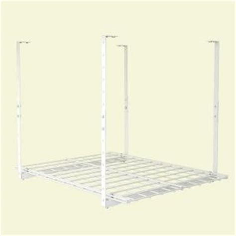 Ceiling Storage Unit by Hyloft 27 In W X 36 In D Adjustable Height Garage