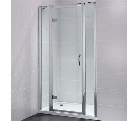 700mm Shower Doors April Identiti2 700mm Semi Frameless Hinged Shower Door Ap9363s