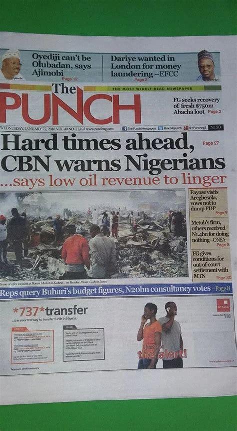 nigerian newspapers read them online nigeria images nigerian newspapers read them online nigerian news
