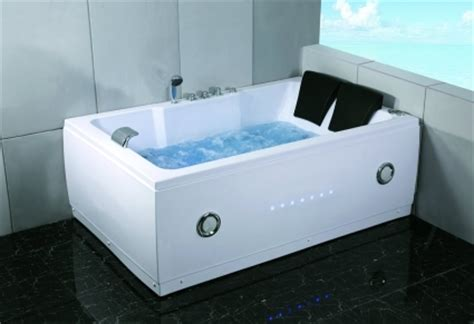 therapy bathtubs whisper brand new two person computerized whirlpool