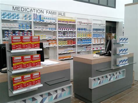 Pharmacy L by Agencement Merchandising Pharmacies Dynamic Merch