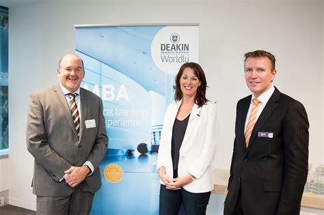 Deakin Business School Mba by Deakin Business School Adding Value With New