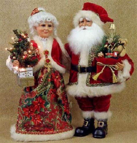 mr and mrs claus kremp