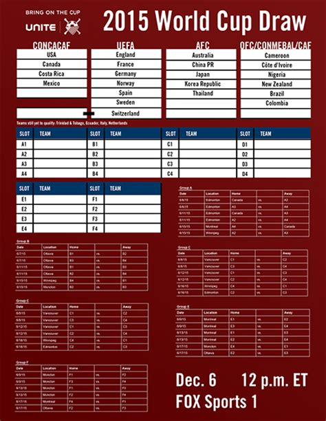 printable schedule world cup 2015 search results for 2015 womens world cup soccer printable