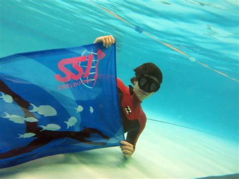 dive ssi ssi freediving courses