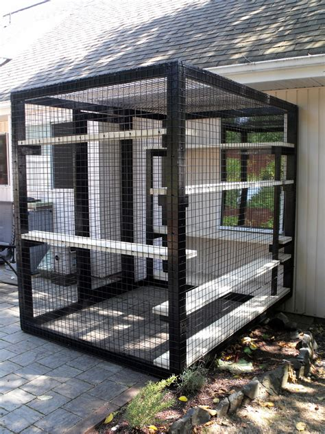pin by creviston on cat enclosures for other animals from
