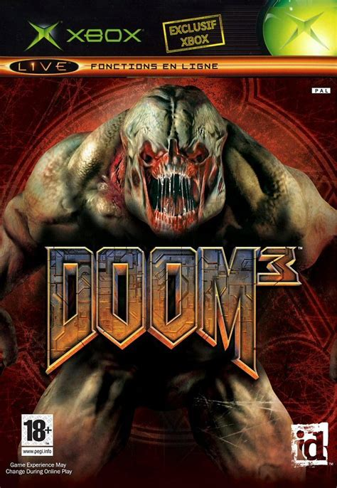 doom 3 console doom 3 sur xbox jeuxvideo