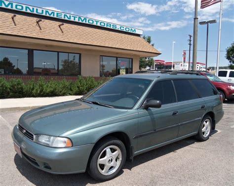 1996 Subaru Legacy L by 1996 Subaru Legacy L Wagon 01 02 14 Hentschel