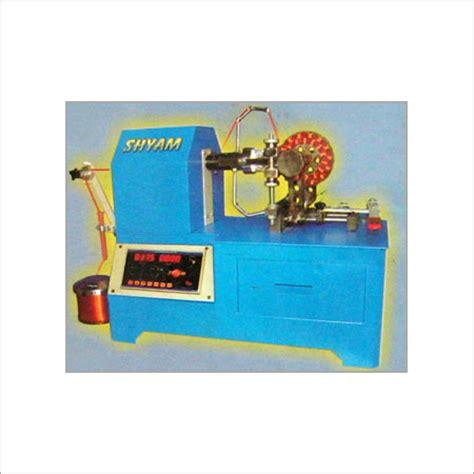 table ceiling fan stator winding machine shyam