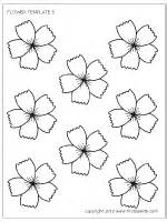 flowers printable templates amp coloring pages firstpalette