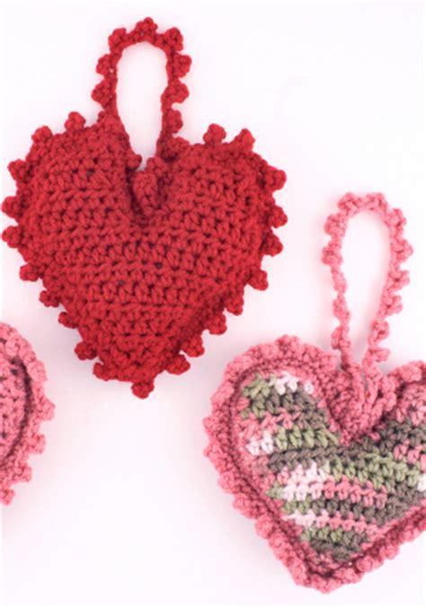 crochet sachets from yarn favecrafts
