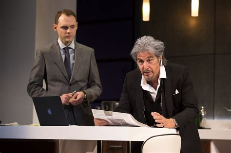 review of china doll on broadway is al pacino s new broadway play china doll really that