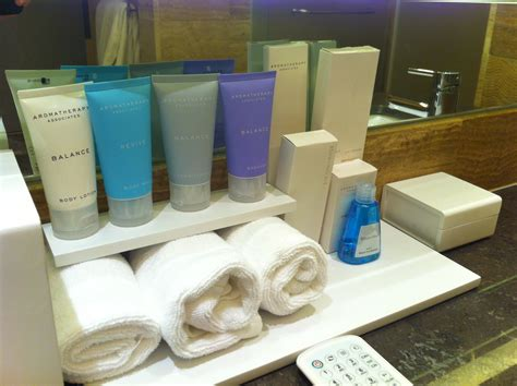 bathroom amenities hotel review conrad seoul executive floor king room