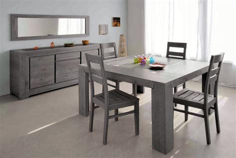Table Salle à Manger Conforama salle a manger compl 232 te conforama table carr 233 e meuble et